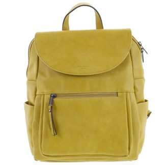 Dámský batoh žlutý - Hexagona Dahoman žlutá