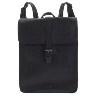 Stylový batoh černý - Enrico Benetti Darlo černá