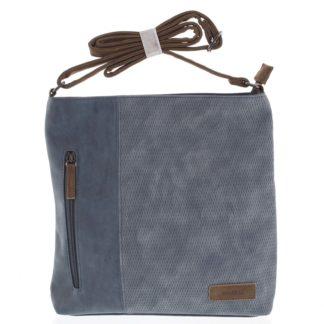 Dámská crossbody kabelka bledě modrá - Beagles Witharmy modrá