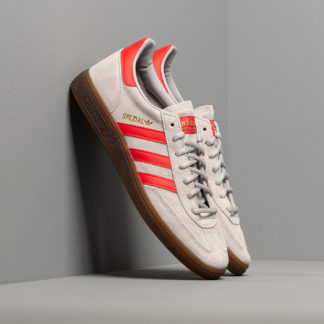 adidas Handball Spezial Grey Two/ Hi-Res Red/ Gold Metalic