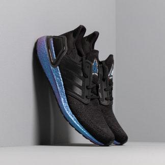 adidas UltraBOOST 20 Core Black/ Core Black/ Blue Vime