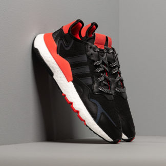 adidas Nite Jogger Core Black/ Ftw White/ Hi-Res Red