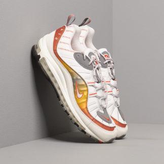Nike Air Max 98 Se Vast Grey/ Summit White-Team Orange