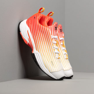 Reebok DMX Thrill Vivid Orange/ White/ Fierce Gold