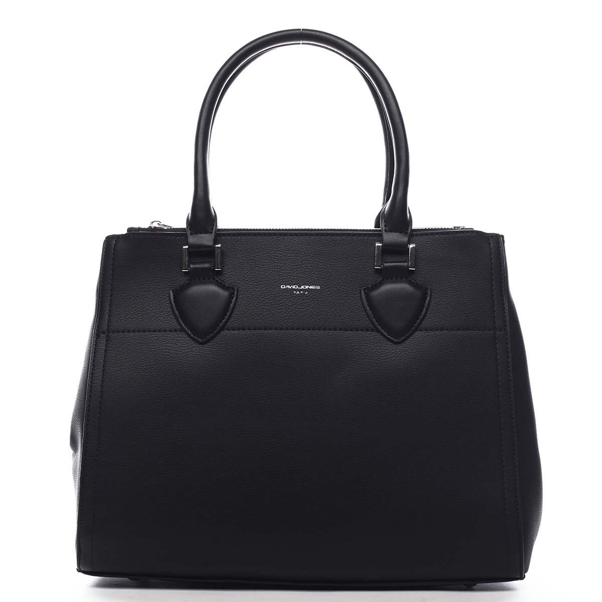 Dámská kabelka černá - David Jones Mille černá