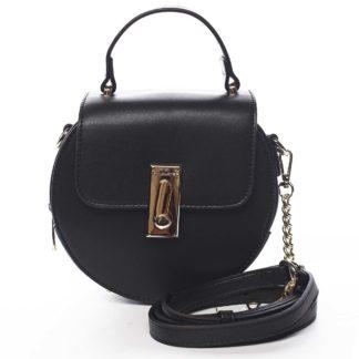 Luxusní dámská kabelka černá - David Jones Magnify černá