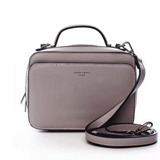Dámská kabelka světle fialová - David Jones Zara fialová