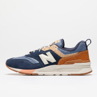 New Balance 997 Navy/ Beige