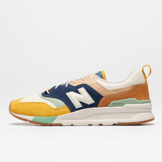 New Balance 997 Yellow/ Navy
