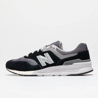 New Balance 997 Black/ Gray
