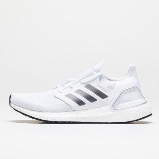 adidas UltraBOOST 20 Ftw White/ Night Metalic/ Dash Grey