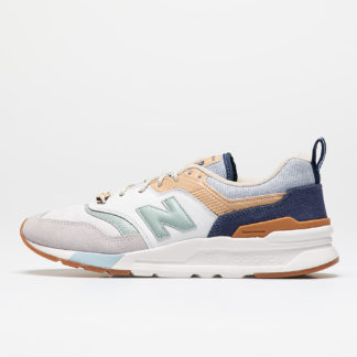 New Balance 997 Beige/ Green