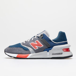 New Balance 997 Gray/ Red