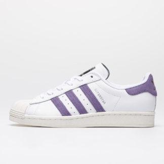adidas Superstar W Ftw White/ Tech Purple/ Off White
