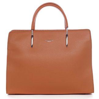 Dámská kabelka do ruky oranžová - David Jones Miracle oranžová