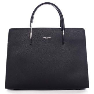 Dámská kabelka do ruky černá - David Jones Miracle černá