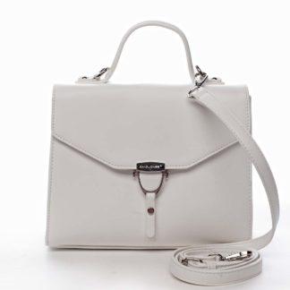 Dámská kabelka do ruky bílá - David Jones California bílá
