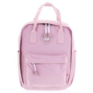 Malý voděodolný batoh růžový - Enrico Benetti Mickey růžová