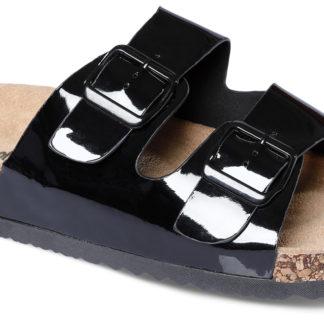 Lee Cooper černé pantofle Lady´s Black