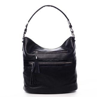 Dámská kabelka přes rameno černá - Romina Becca černá