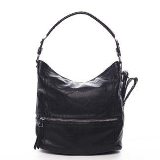 Dámská kabelka přes rameno černá - Romina Fetall černá