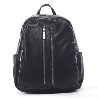 Dámský batoh černý - Silvia Rosa Lalela černá