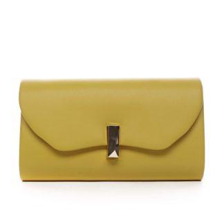 Dámské psaníčko žluté - Michelle Moon 2623 žlutá