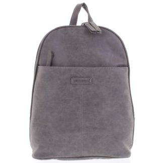 Dámský batoh šedý - Enrico Benetti Oftime šedá