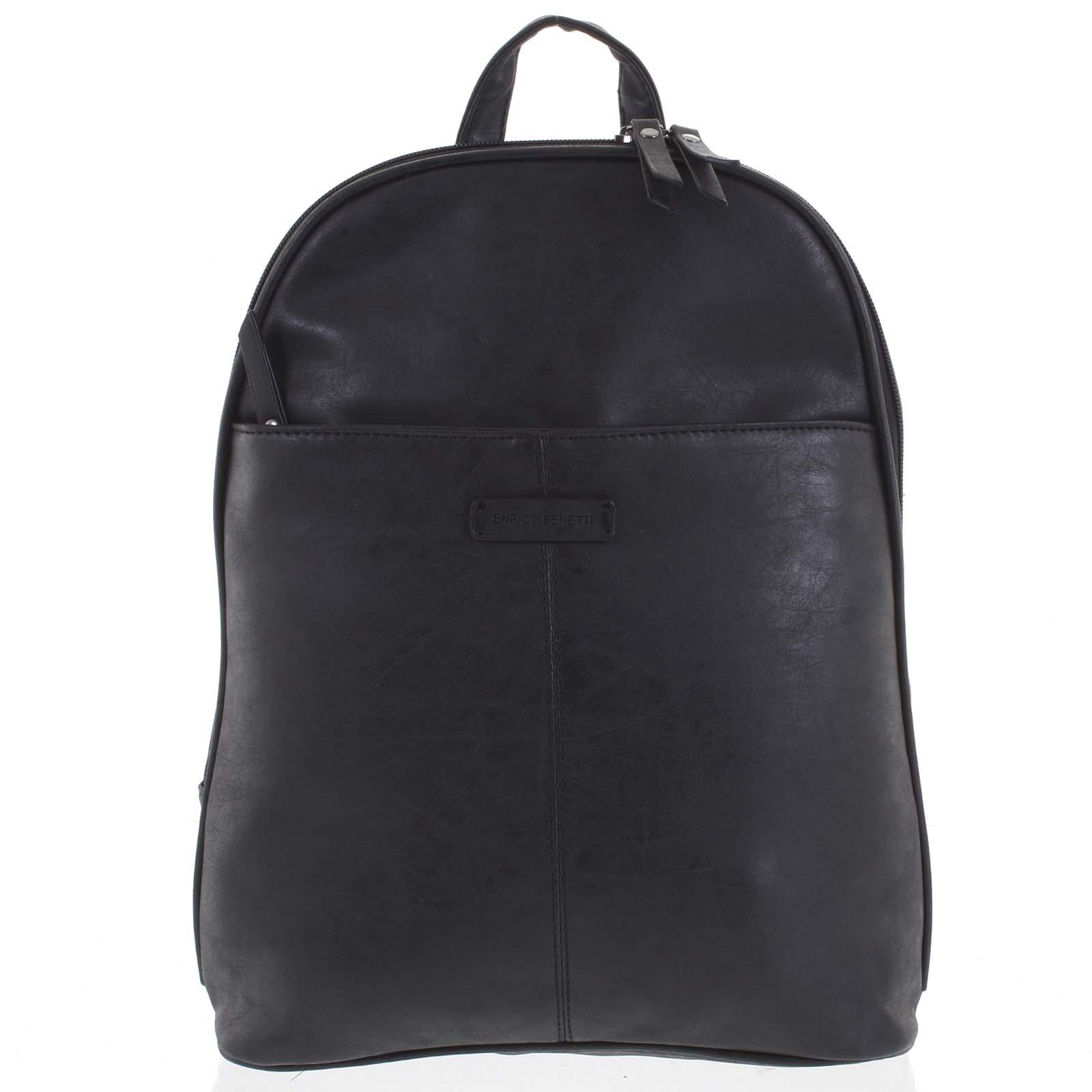 Dámský batoh černý - Enrico Benetti Oftime černá