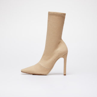 Yeezy Season 7 Stretch Canvas Ankle Boot Military Light