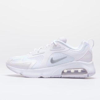 Nike Wmns Air Max 200 White/ Barely Grape-Metallic Silver