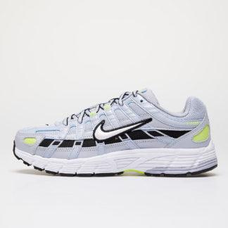 Nike W P-6000 Sky Grey/ White-Lemon Venom-Black