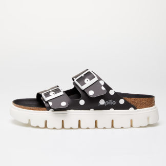Birkenstock Arizona Pap Chunky Black/ White Dots
