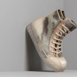 Rick Owens No Cap Sneakers Natural