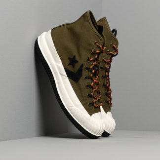 Converse Bosey Mc Water Repellent Boot Surplus Olive/ Campfire Orange/