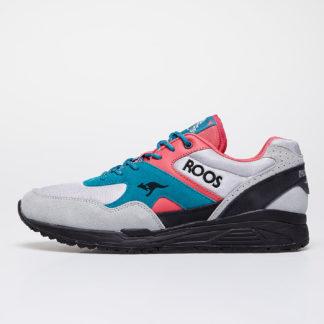 KangaROOS Runaway ROOS 002 MTN Vapor Grey/ Neon Pink
