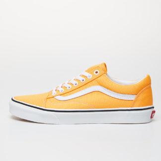 Vans Old Skool (Neon) Blazing Orange/ True White