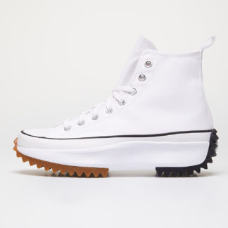 Converse Run Star Hike Hi White/ Black/ Gum