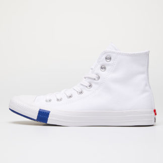 Converse Chuck Taylor All Star Hi White/ Rush Blue