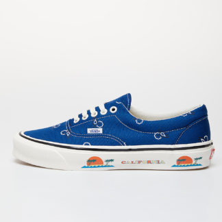 Vans OG Era LX (Paisley) True White/ Blue