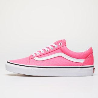 Vans Old Skool (Neon) Knockout Pink/ True White