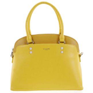 Dámská kabelka žlutá - David Jones Cammi žlutá