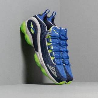 Reebok DMX RUN 10 MU Navy/ Cobalt/ Neon Lime