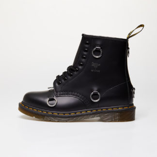 Dr.Martens x Raf Simons High Ring Black Cow Leather
