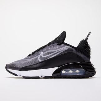 Nike W Air Max 2090 Black/ White-Metallic Silver