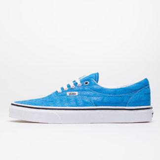 Vans Era (Vans Emboss) Mediterranean Blue/ True White