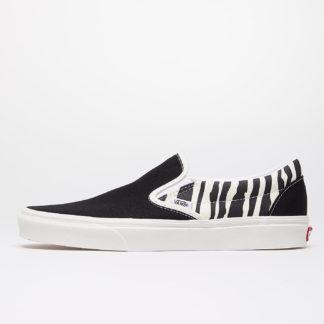 Vans Classic Slip-On (Mismatch) Zebra/ Camo