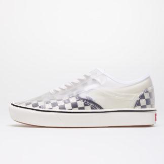 Vans ComfyCush Slip-Skool (Checkerboard) Black/ White
