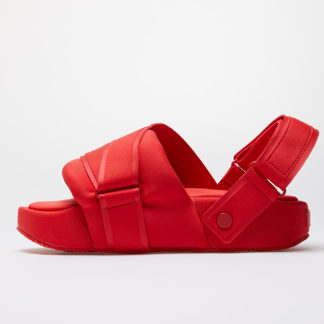 Y-3 Sandal Red/ Red/ Red