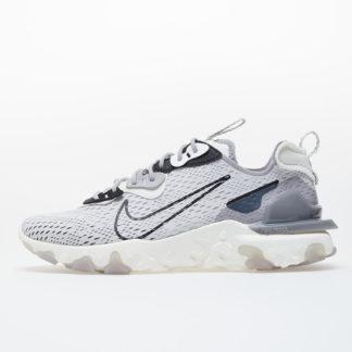 Nike React Vision Vast Grey/ Black-Sail-White